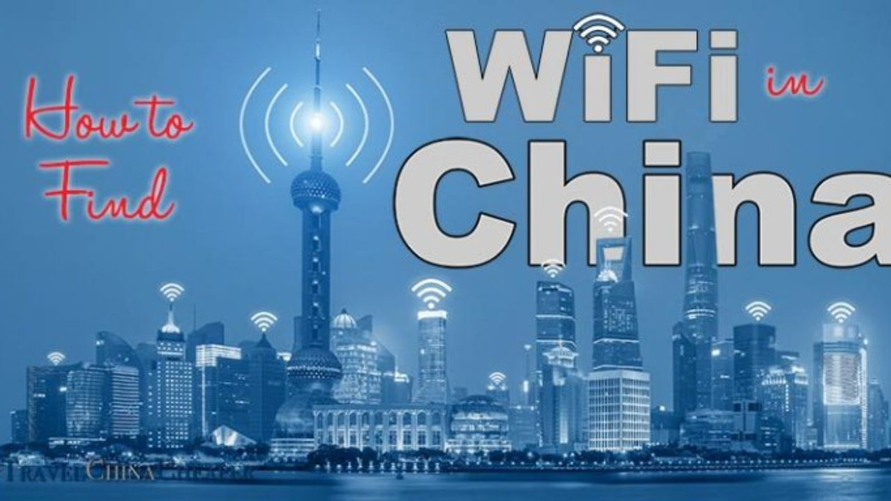 How to Easily Find WiFi in China | 2019 Traveler's Guide