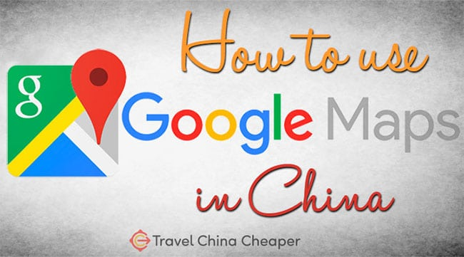 How to use Google Maps in China in 2021