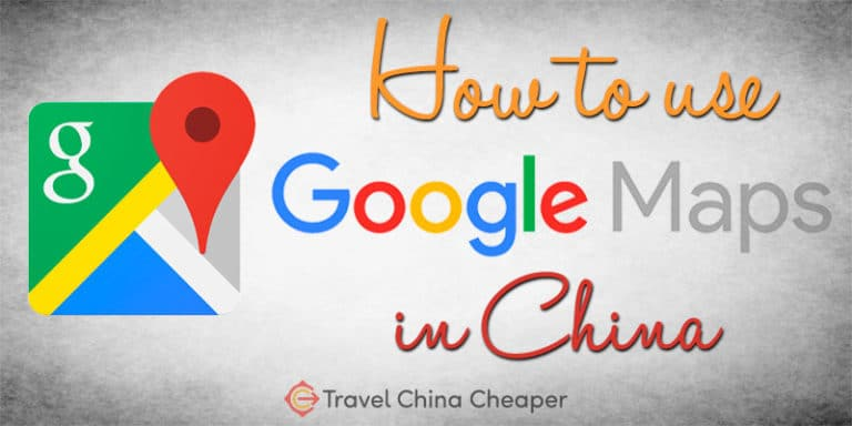 How to Use Google Maps in China (plus Google Maps alternatives!)