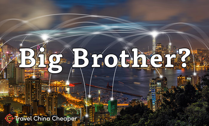 Hong Kong's Big Brother keeping watch over the internet