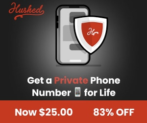 Get a private phone number to keep in touch with family back home