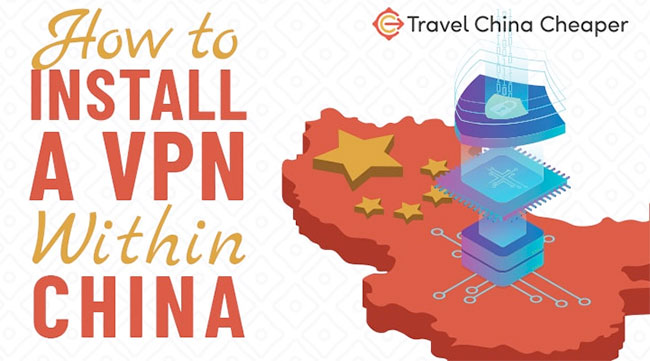 How to install a VPN within China