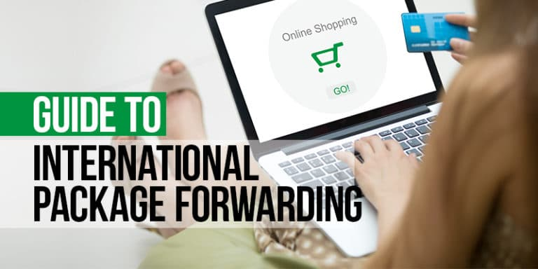 International Package Forwarding - a guide for shoppers
