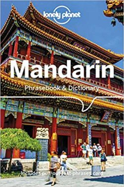 Lonely Planet Mandarin Phrase Book and Dictionary for Travelers