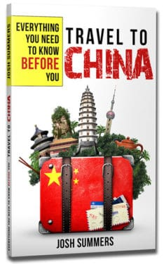 China travel guide book, everything you need to know before you go.