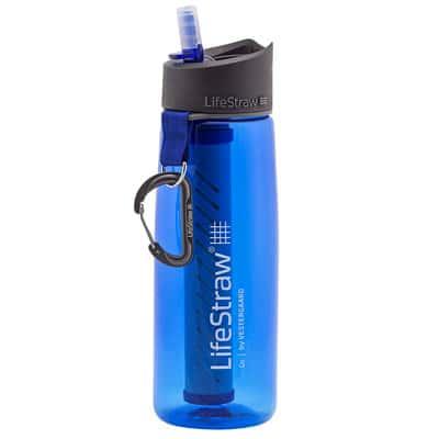 Lifestraw water purifier