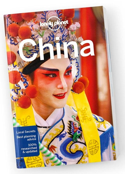 Lonely Planet China travel guide book - Recommended