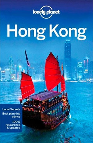 Lonely Planet Hong Kong travel guide book