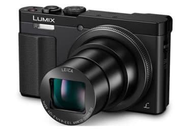 Panasonic Lumix ZS50 is one of the most budget-friendly travel cameras on the market.