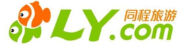 LV.com logo, a place to buy China domestic flight tickets