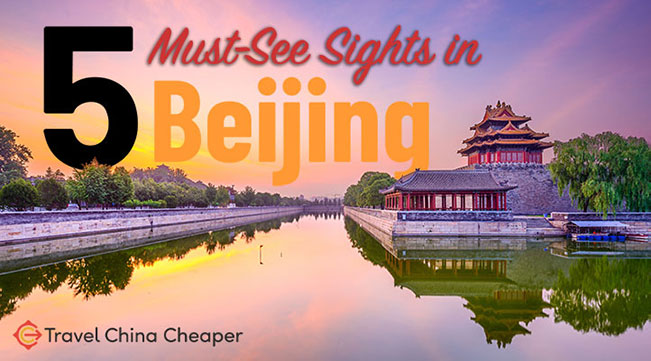5 Top places to visit in Beijing, China