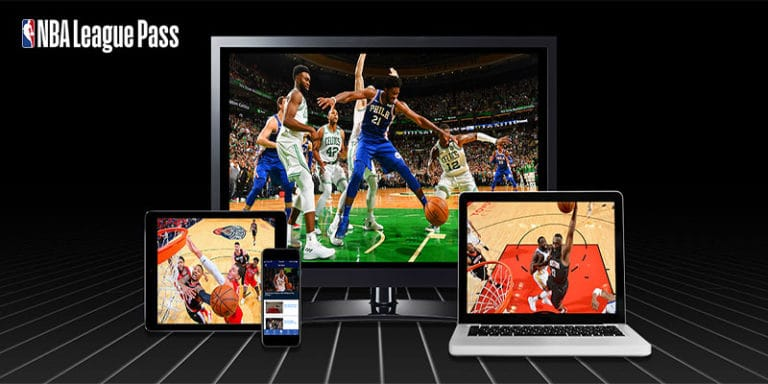 Use the NBA League pass to watch the NBA in China