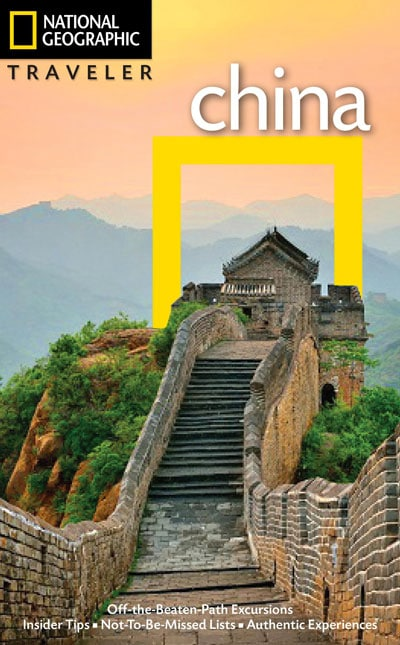 National Geographic China travel guide book