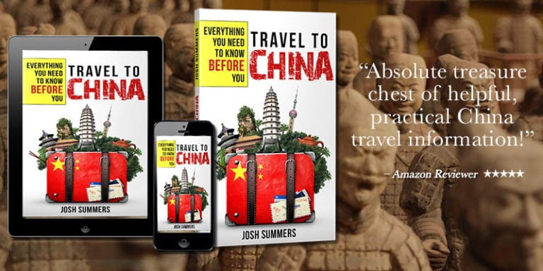 Travel China Handbook