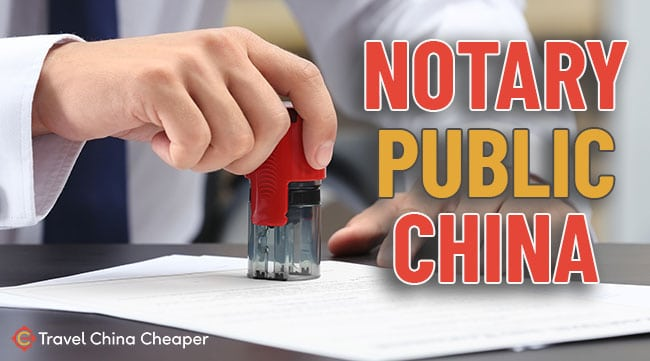 Notary Public China | How to get document notarization in China