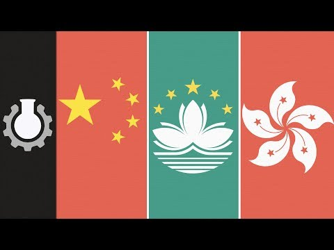 One country two systems for Macau and Hong Kong
