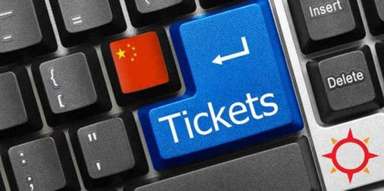 Book China Train Tickets Online