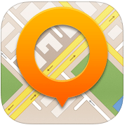 OsmAnd app, another alternative to Google Maps in China