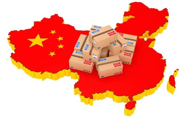It's simple to forward packages to China through a package forwarding service