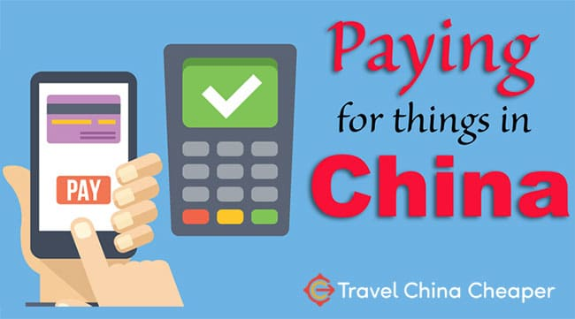 Using WeChat or Alipay to pay for things in China