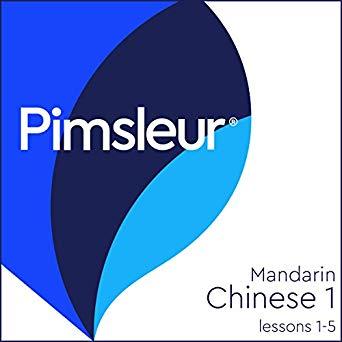 Try Pimsleur Mandarin