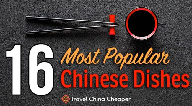 Best Chinese Dishes to eat