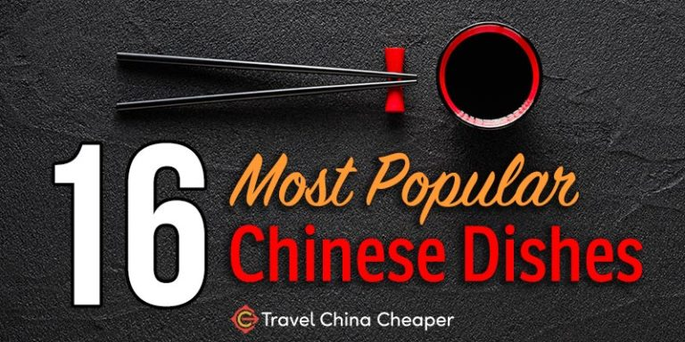 Most popular Chinese dishes you should try during your trip to China