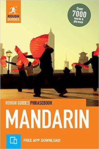 Rough Guides Mandarin Phrasebook