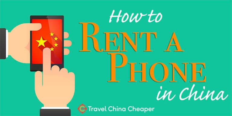 How to rent a phone in China