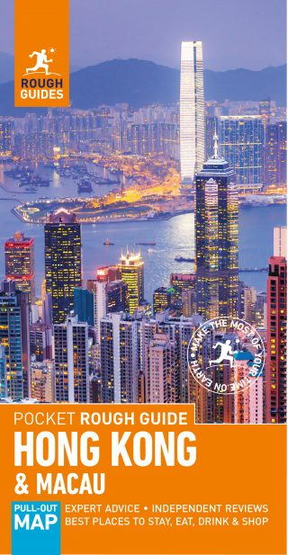 Pocket Hong Kong & Macau by Rough Guide