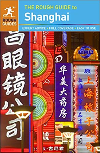 The Rough Guide to Shanghai book cover