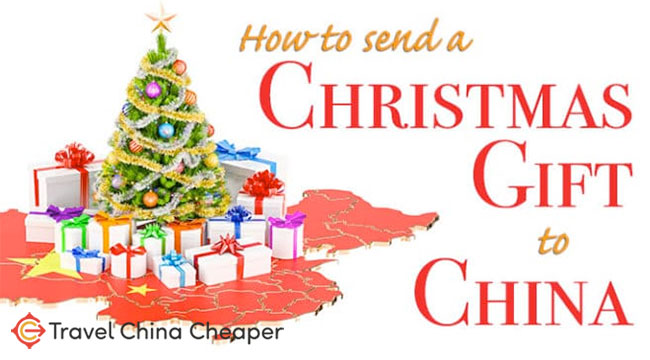 How to send a Christmas Gift to China expat Guide