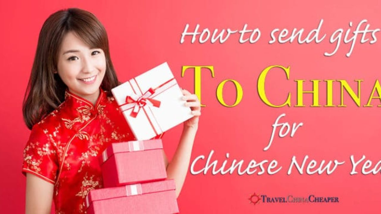 How to Send Gifts to China | Guide for Chinese New Year
