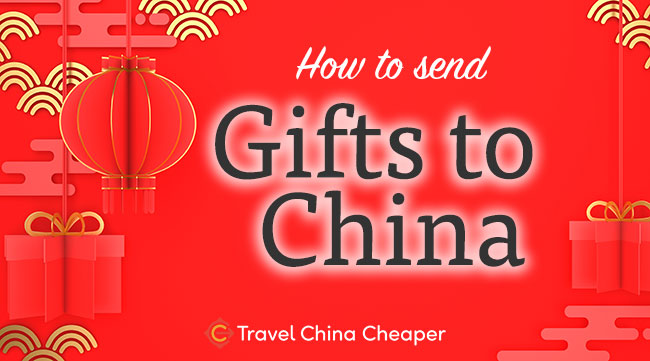How to send gifts to China