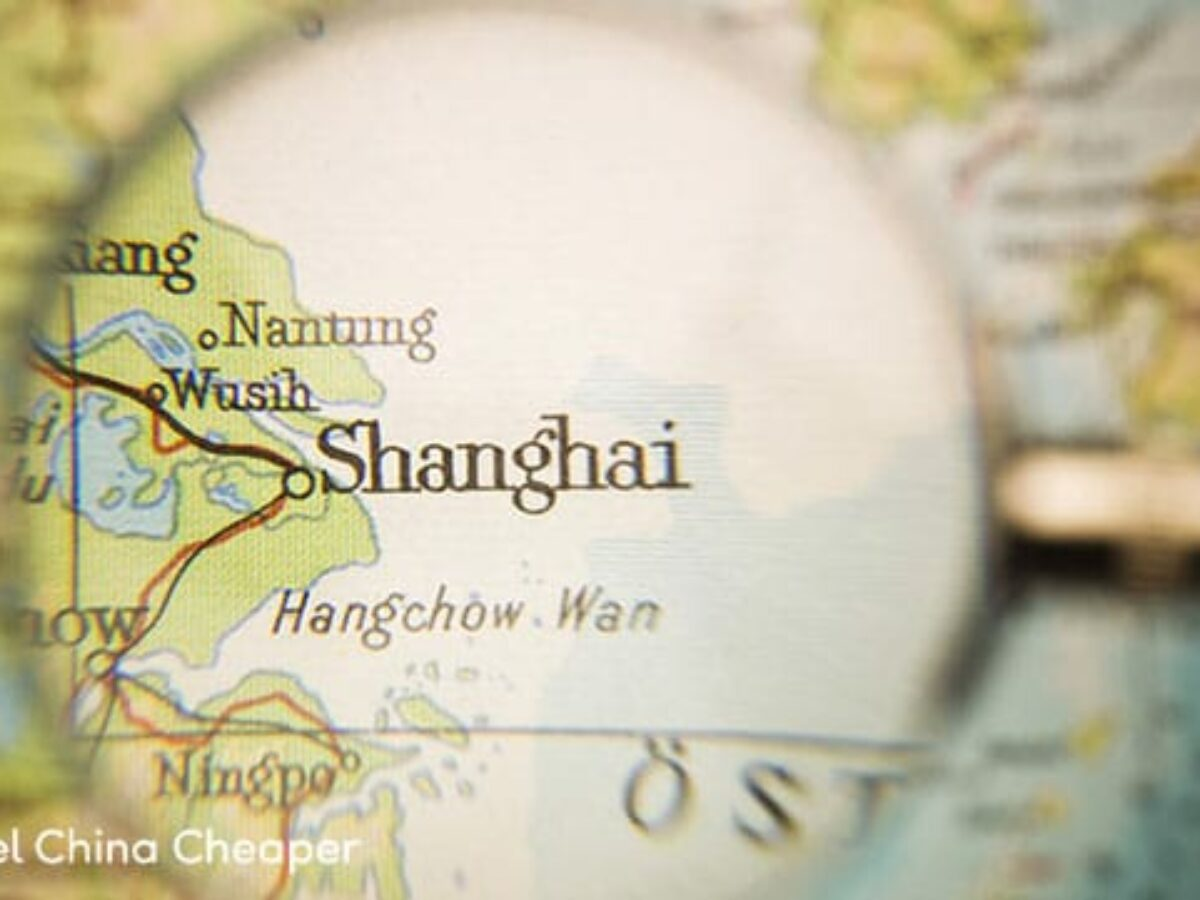 GUIDE to Shanghai.