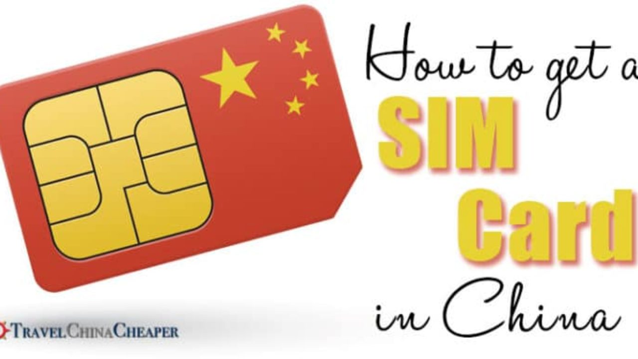 How to Get a SIM Card for China (plus which is the best