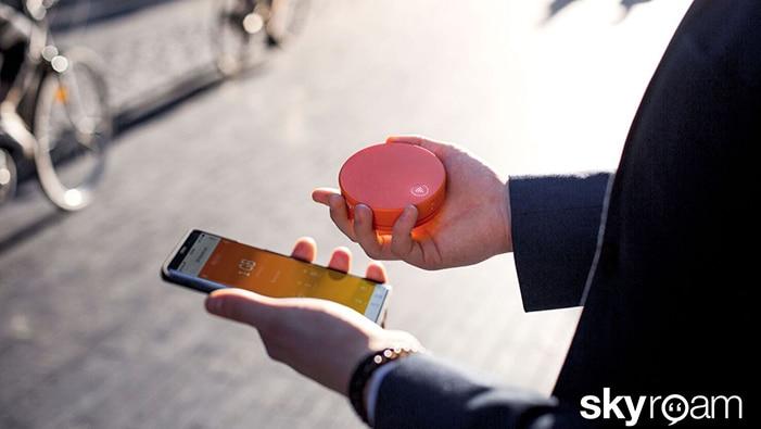 Use Skyroam global WiFi in China