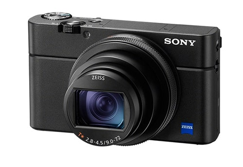 The Sony RX1000 VI is the top-end travel camera for vloggers
