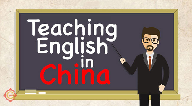 How to teach English in China in 2021