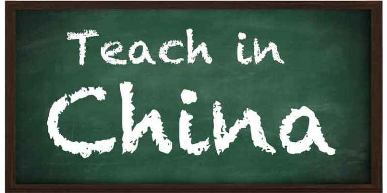 5 Tips for Getting a Teaching Job in China