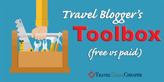 Travel Blogger Tools and Resources