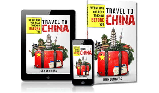 Travel to China Book on Amazon