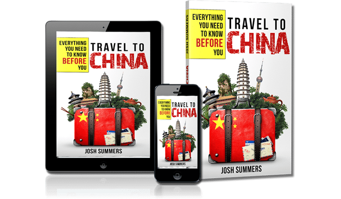 Travel to China Book on Amazon