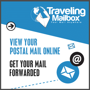 Try Traveling Mailbox as a recommend virtual mailbox