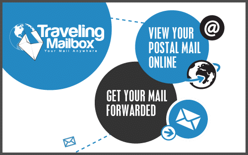 Get your mail online with Traveling Mailbox