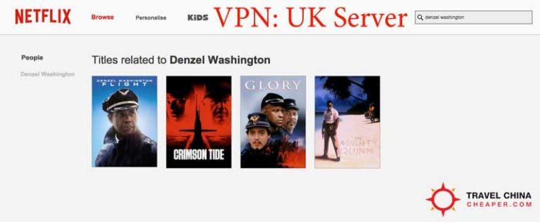 UK-Server-Netflix-Options