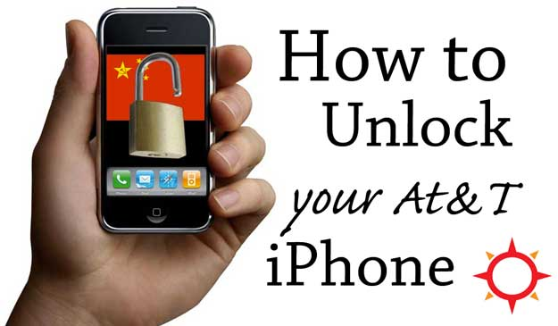 unlocking at t iphone how to unlock an at amp t iphone 3 4 5 for use in china 13193
