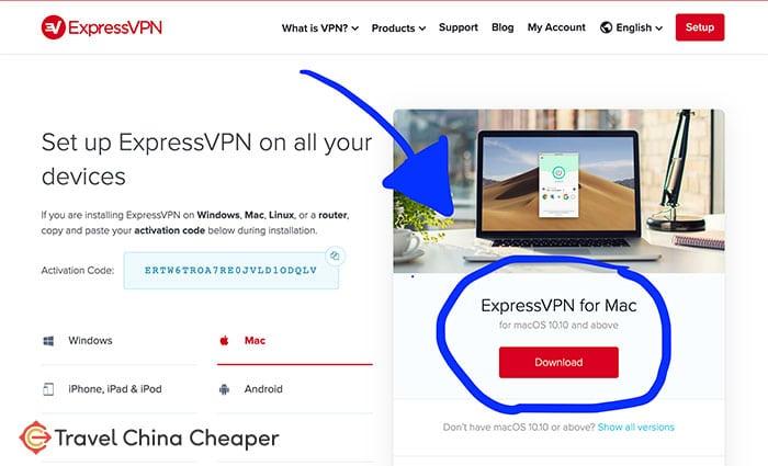 Update Your VPN software (ExpressVPN example)