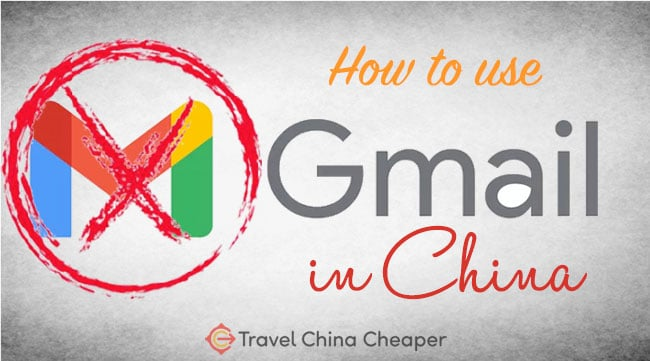 How to access gmail in China. An expat's guide to using email in China.