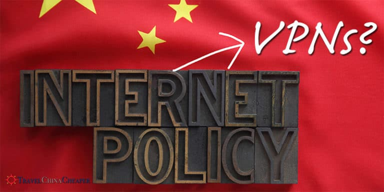 Do VPNs still work in China?